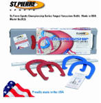 St Pierre Mfg RC5 Horseshoe Set, Royal Classic Outfit