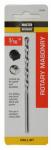 Disston 120782 3/16 x 4-Inch Masonry Drill Bit