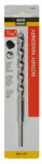 Disston 120824 Masonry Drill Bit, Extra Length, 7/16 x 6-In.
