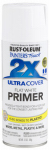 Rust-Oleum 249058 Painter's Touch 2X Spray Primer, White, 12-oz.