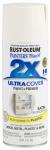 Rust-Oleum 249843 12 OZ Satin White Spray Paint