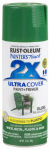 Rust-Oleum 249100 Painter's Touch 2X Spray Paint, Gloss Meadow Green, 12-oz.