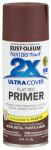 Rust-Oleum 249086 Painter's Touch 2X Spray Primer, Flat Red, 12-oz.
