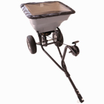 Precision Products TBS4000PRCGY Capacity Tow Behind Broadcast Spreader, 75-Lb.