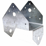 Simpson Strong Tie BC460-WEST BC460 4x6 Half Base