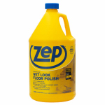 Zep ZUWLFF128 Wet Look Floor Finish, 1-Gal.