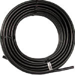 Raindrip 052002P Irrigation Low-Density Repair Tubing, 1/2-Inch x 2-Ft.