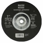 Disston 122294 7 x 1/4 x 5/8-Inch Masonry Grinding Wheel