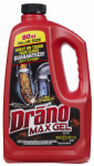 S C Johnson Wax 40109 Drano 80-oz. MaxGel Clog Remover