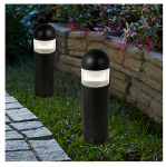 Coleman Cable 95836 10-Watt Low-Voltage Metal Bollard Light