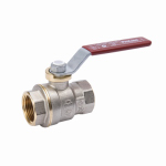 "Homewerks Worldwide 116-2-18-18 1/8""BRS THRD Ball Valve"