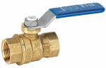 "Homewerks Worldwide 116-2-38-38 3/8""BRS THRD Ball Valve"