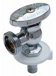 Sharkbite/Cash Acme 23064LF Garden Hose Angle Stop Valve, 1/2 x 3/4-In., Male