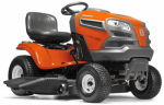 Husqvarna Outdoor Products YTA22V46 960430212 Lawn Tractor, 22-HP Briggs & Stratton Engine, Cruise Control, 46-In.