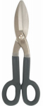 J S Products 122747 12-1/2-Inch Straight Tin Snips