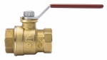 "Homewerks Worldwide 116-2-34-34 3/4""FPT Brass Ball Valve"
