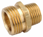Anderson Metals 757478-121208 Pipe Adapter, Lead Free Brass, 3/4 MGH x 3/4-In. MIP