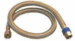 Larsen Supply 10-0962 3/8 Compression x 3/8 Compression x 36-Inch Appliance & Faucet Connector