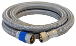 Larsen Supply 10-0966 Appliance & Faucet Connector, 3/8-In. x 3/8-In. Compression x 60-In.