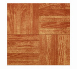 Max KD0704 Sierra Pine Peel & Stick Vinyl Floor Tile, 12 x 12-In.