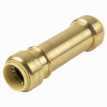 Elkhart Products 10155514 1/2-Inch Push On Slip Coupling