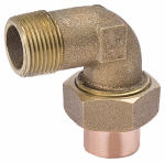 B&K A611443NL 3/4-Inch Cast Copper Elbow