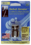 Whedon Products SU1C 2.2-GPM Lead Free Swivel Saver Aerator