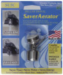 Whedon Products SU5C Kitchen Swivel Saver Aerator, Lead-Free, 1.8-GPM