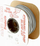 Prime Line Products P 7682 500-Ft. Gray Vinyl Screen Retainer Spline.