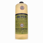 S C Johnson Wax 12440 Clean Day Multi-Surface Concentrated Cleaner, Lemon Verbena, 32-oz.