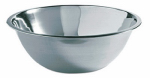 Bradshaw International 11635 Mixing Bowl, Stainless Steel, 7-Qts.