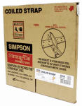 Simpson Strong Tie CS16 CS16 16GA Coiled Strap