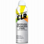 Jelmar CSS-12 12-oz. CLR or Clear or Cleaner Stainless-Steel Aerosol Cleaner