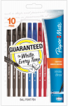 Sanford 73737 10-Pack Papermate Write Bros Pens