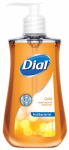 Dial 09153 Antibacterial Hand Soap With Moisturizer, Gold, 7.5-oz.