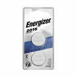 Eveready Battery 2016BP-2N 2-Pack 3V 2016 Lithium Watch/Calculator Batteries