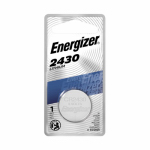 Eveready Battery ECR2430BP 2430 3V Lithium Watch/Calculator Battery