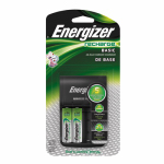 "Eveready Battery CHVCWB2 2 ""AA""  Battery Recharger With Batteries"