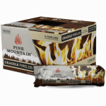 Pine Mountain 4152501321 Firelog, Crackling, 3-Hour, 6-Pk.