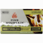 Jarden Home Brands-Firelog 4152501201 2 Hour Traditional Fire Logs, 6-Pk.