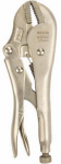 J S Products 125484 Straight Jaw Locking Pliers, 7-In.