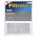 3M 302DC-H-6 Filtrete 20x20x1-In. Dust-Reduction Pleated Furnace Filter, Must Purchase in Quantities of 6