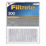 3M 320DC-6 Filtrete 12x24x1-In. Dust-Reduction Pleated Furnace Filter, Must Purchase in Quantities of 6