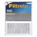3M 317DC-6 Filtrete 18x18x1-In. Dust-Reduction Pleated Furnace Filter, Must Purchase in Quantities of 6