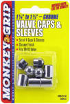 Hopkins Mfg/Bell Automotive 22-5-08843-M 8-Piece Chrome Cap & Sleeve