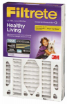 3M NDP03-4IN-4 Furnace Filter, Ultra Allergen Reduction, 3-Month, Purple, 20x25x4-In., Must Be Purchased In Quantities of 4