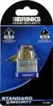 Hampton Prod Intl 172-30001 1-1/4 Inch Laminated Steel Pin Tumbler Padlock