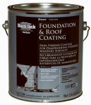 Gardner-Gibson 6025-9-34 3.6 QT Non-Fibered Roof & Foundation Coating