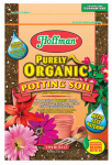 Hoffman A H /Good Earth 12504 Potting Soil Plus, Organic, 4-Qts.