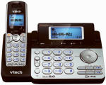 Vtech Communications DS6151 Dect 6.0 2-Line Expandable Cordless Phone